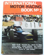 INTERNATIONAL MOTOR RACING BOOK No.2 Drackett (1968)